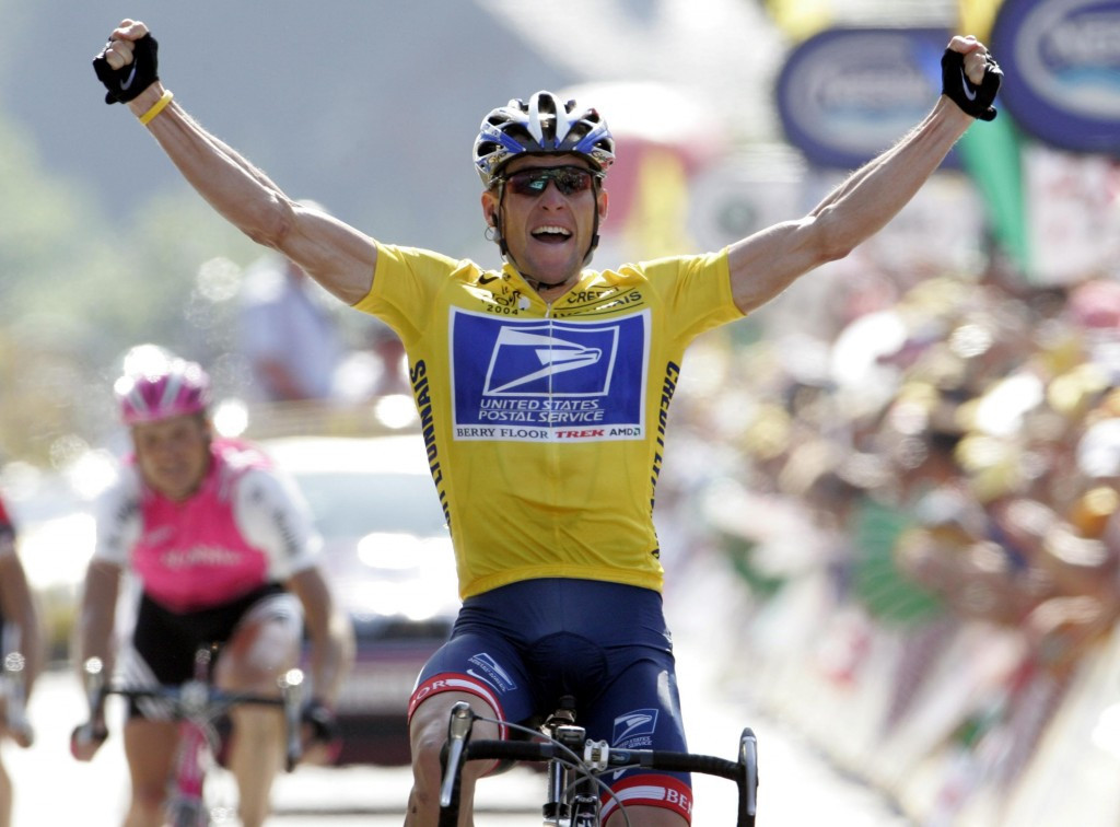 The independent auditor was heavily involved in the case American cyclist Lance Armstrong ©Getty Images