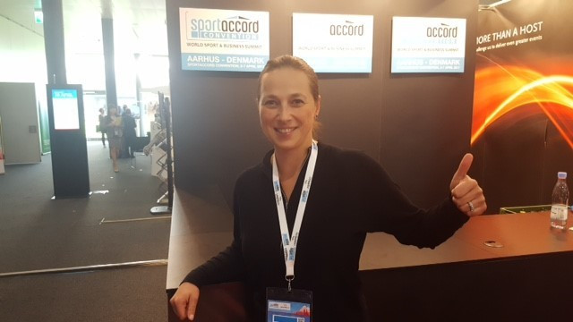 Arzhanova seeks to reassure voters of support for IOC ahead of election for new SportAccord President