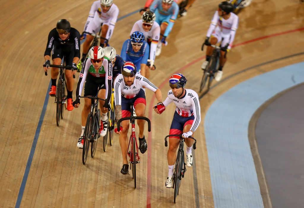 A less predictable event such as the madison could be added for Tokyo 2020 ©Getty Images