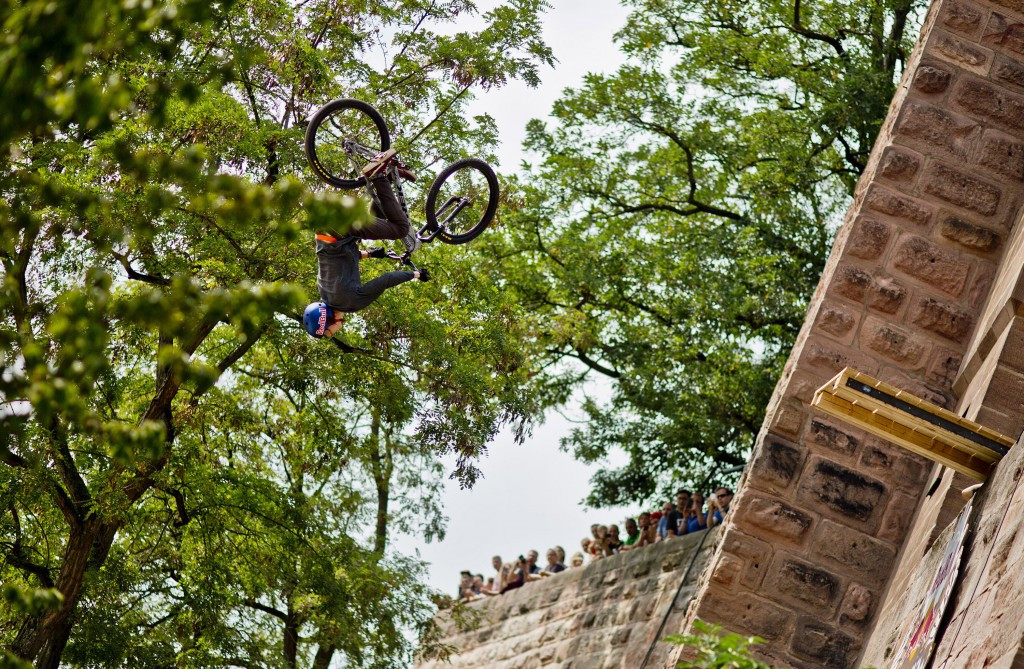 Innovative BMX freestyle events are thought to be popular in IOC circles ©Getty Images