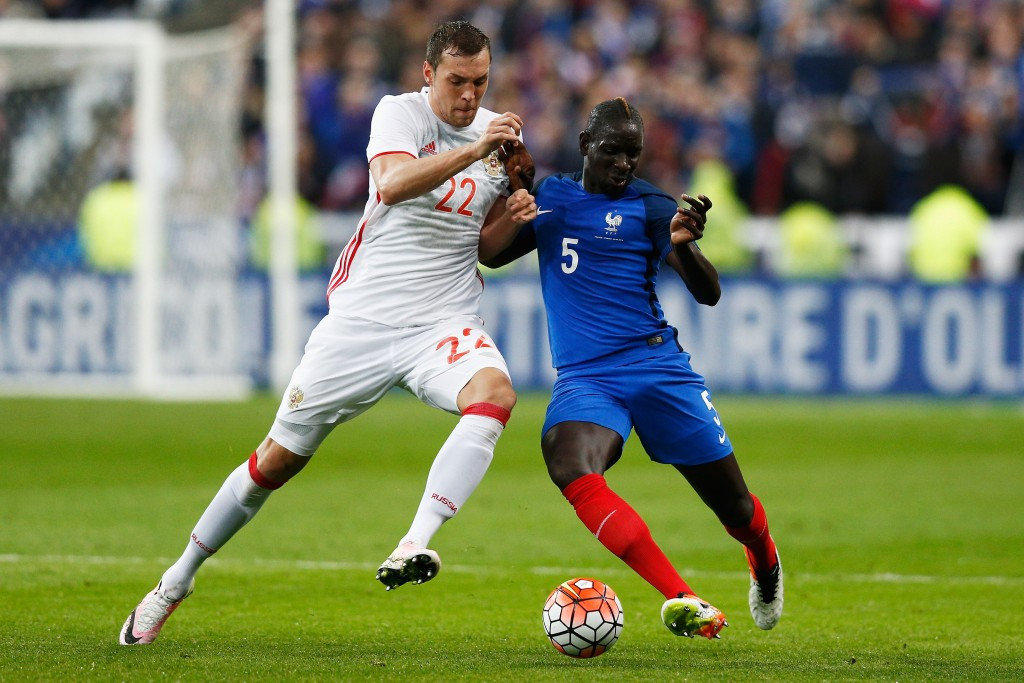 Mamadou Sakho looks set to miss playing for France at Euro 2016 after his positive drugs test ©Getty Images