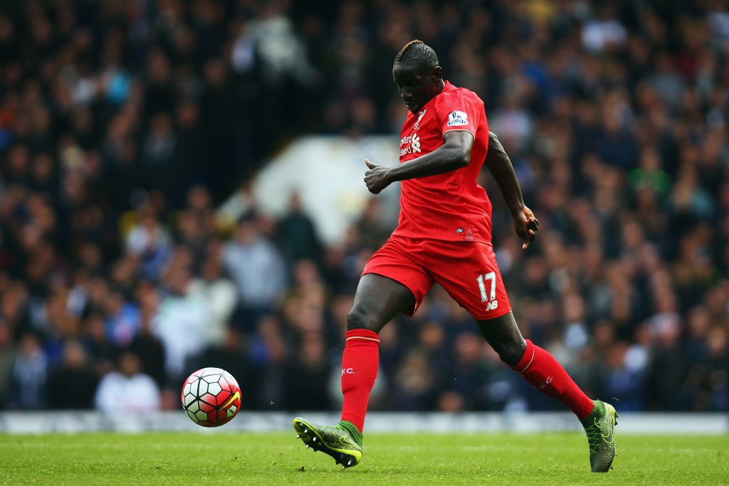 Liverpool and French defender Mamadou Sakho has admitted failing a drugs test and could face a long ban ©Getty Images