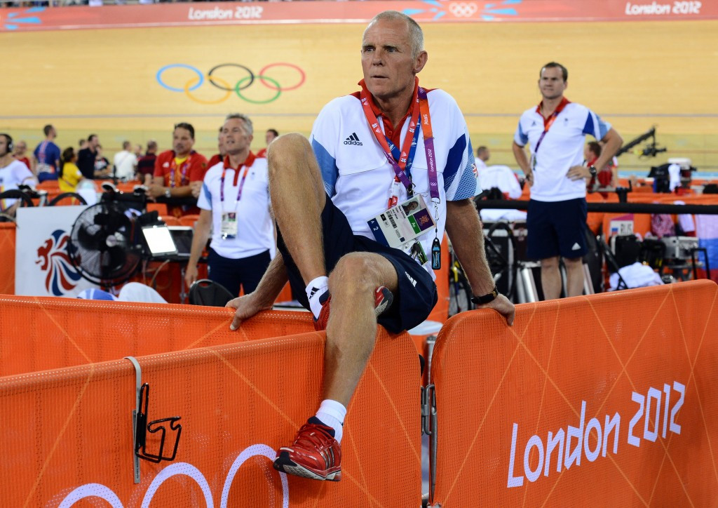 Nicole Cooke claimed Shane Sutton was not suited to being head coach of British Cycling ©Getty Images