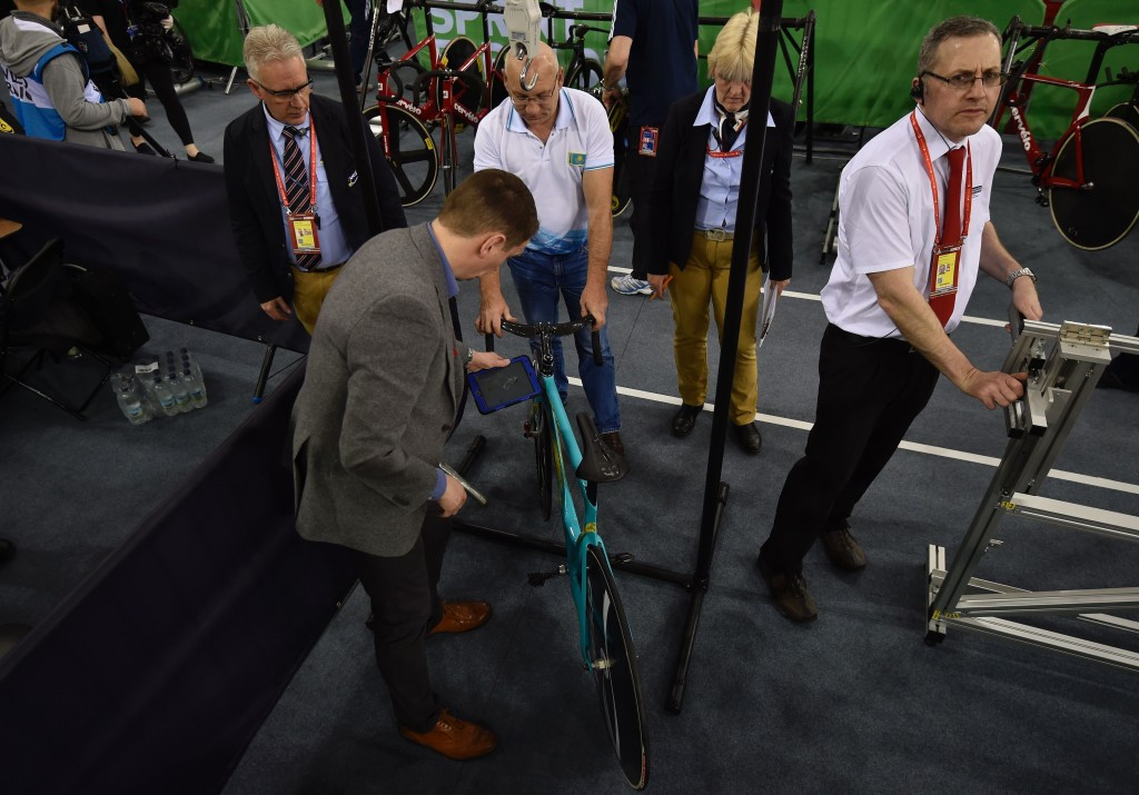 The UCI have sought to clarify their testing methods by detailing how their scanner works