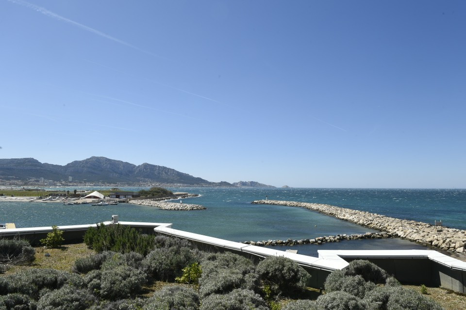 The spectacular Marina Marseille will host Olympic sailing in 2024 if Paris is successful in its bid to host the Games