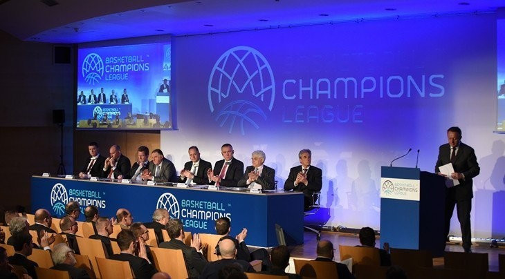 FIBA Europe has launched its own Champions League