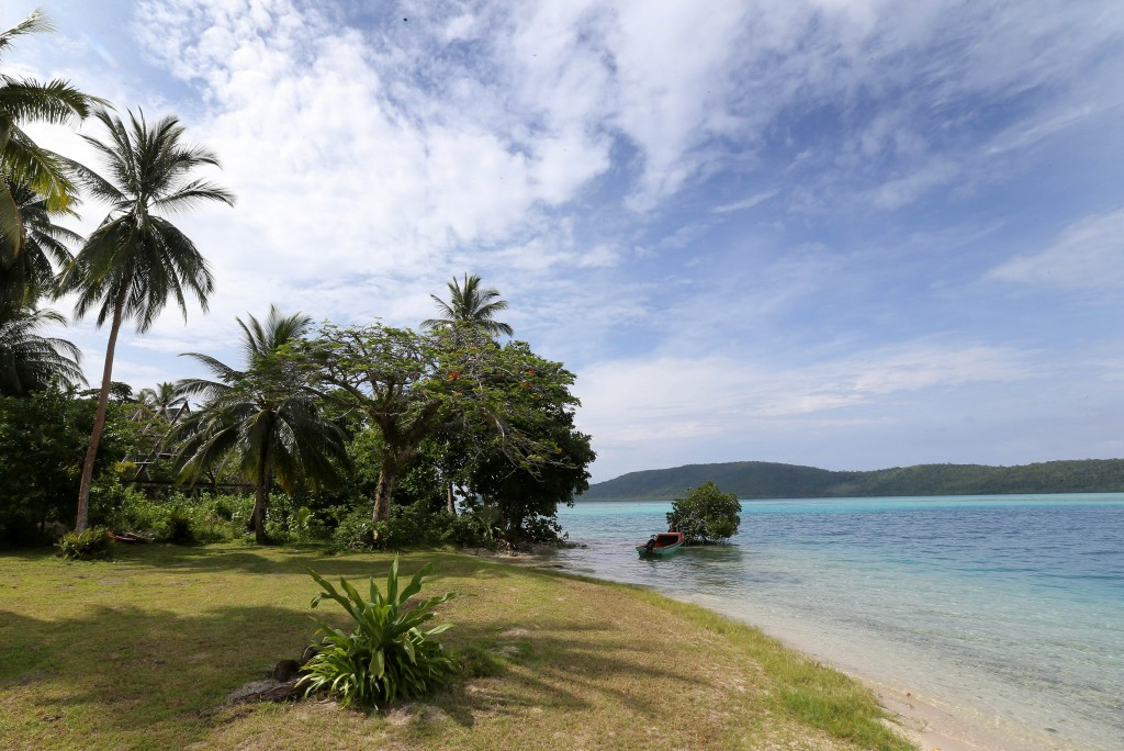The Solomon Islands will be up against Tahiti when they bid to host the 2023 Pacific Games ©Getty Images