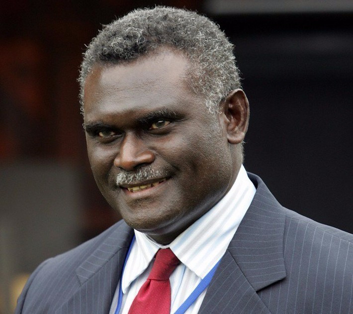 Solomon Islands Prime Minister Manasseh Sogavare confirmed his country will bid for the 2023 Pacific Games ©Getty Images