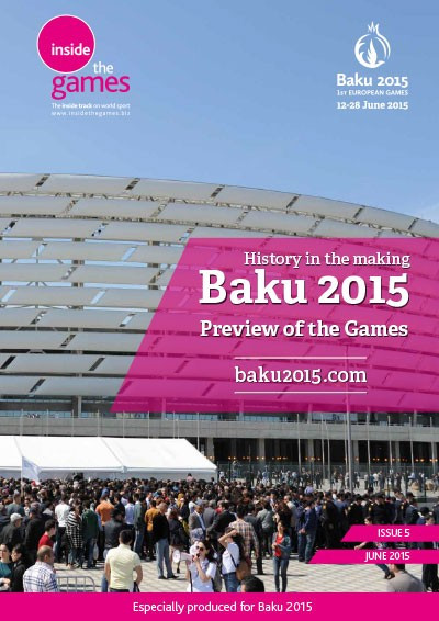 Baku 2015 - Preview of the Games