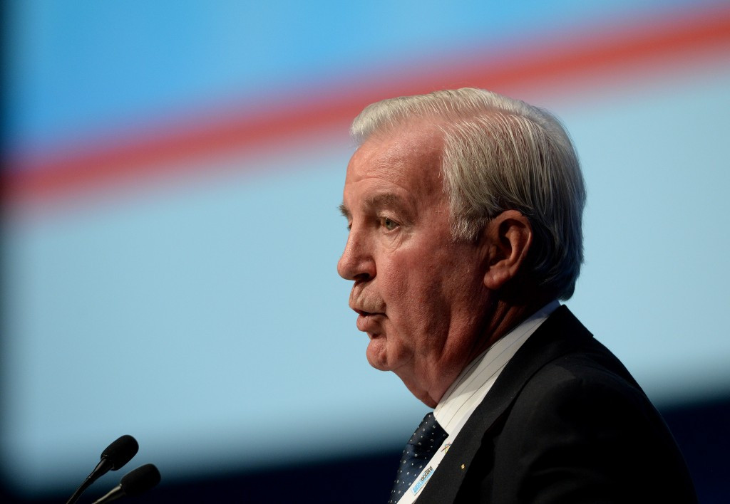 Sir Craig Reedie's WADA wants to access the Sochi 2014 tapes ©Getty Images