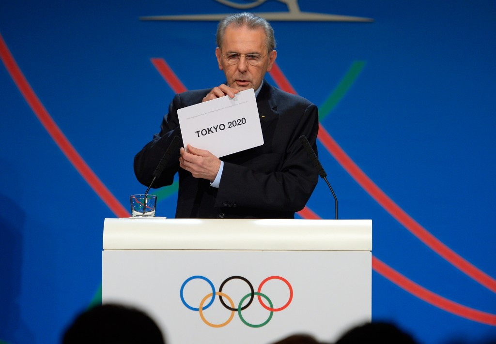 Tokyo 2020 have denied claims a payment was made ahead of winning the IOC vote in 2013 ©Getty Images