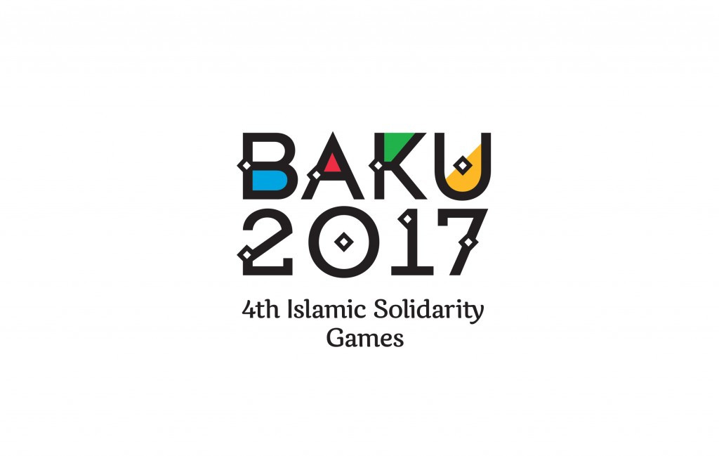 A new logo and branding has been revealed ahead of the fourth Islamic Solidarity Games in Baku next year ©Baku 2017