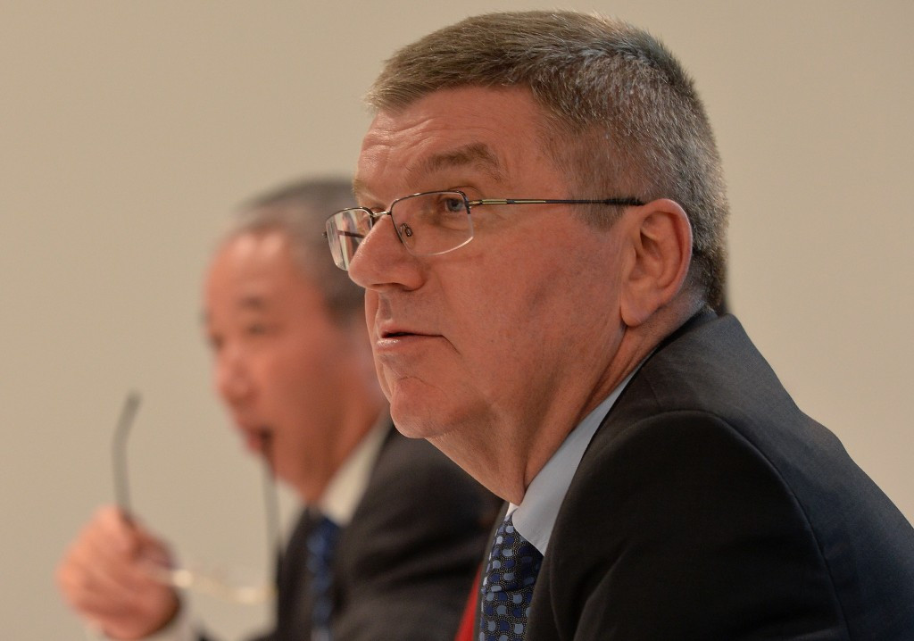 Thomas Bach has admitted that the IOC is not immune to wrongdoing ©Getty Images