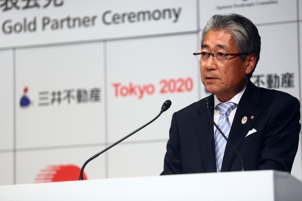 Japanese Olympic Commitee President Tsunekazu Takeda has claimed the payment was legitimate ©Getty Images