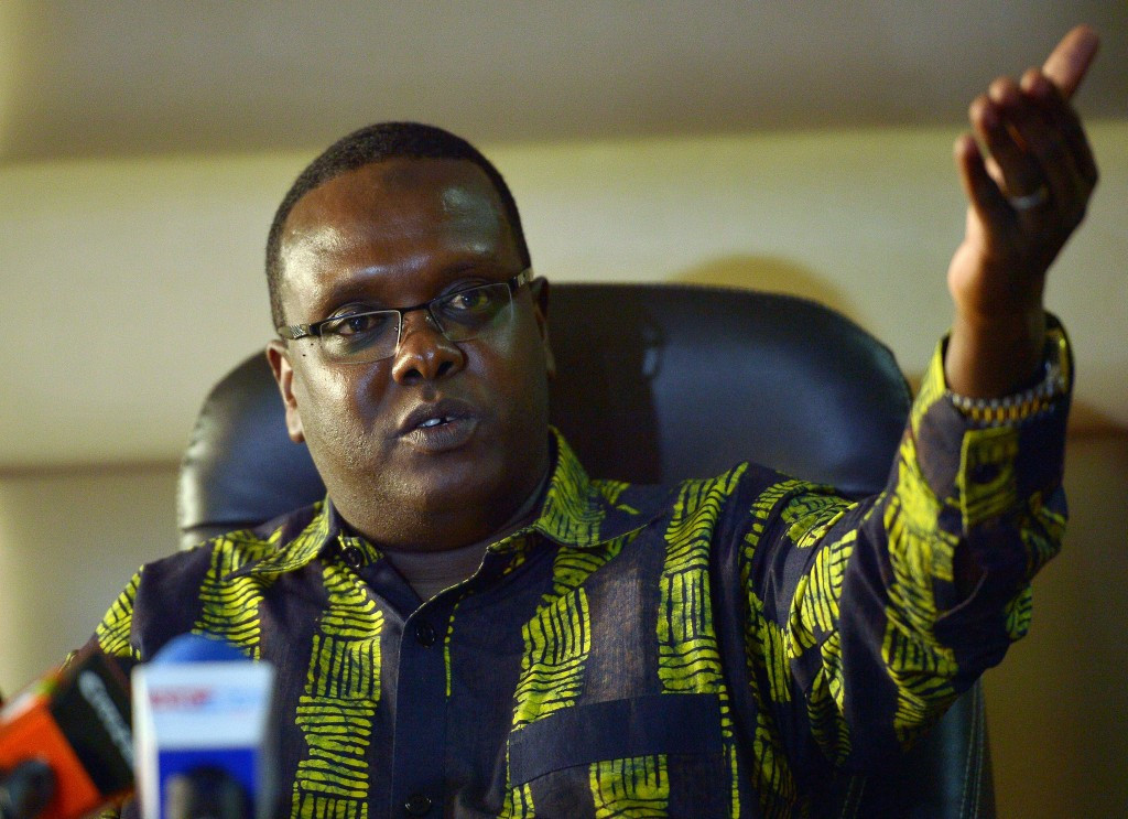 Kenyan Sports Minister Hassan Wario insists they are making the necessary changes ©Getty Images
