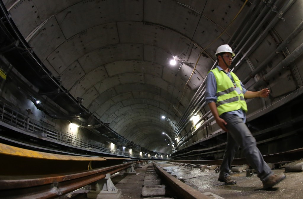 The new section of Rio's subway will open four days ahead of the Olympics ©Getty Images