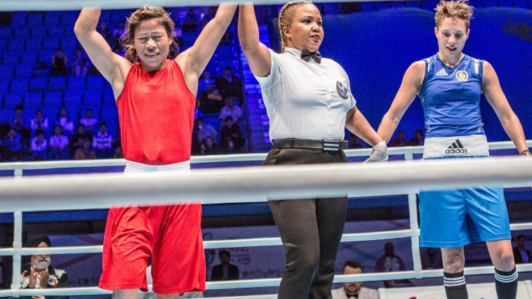 AIBA Women's World Boxing Championships: Day one of competition
