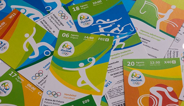 Rio 2016 claim two thirds of Olympic tickets sold as vibrant design unveiled