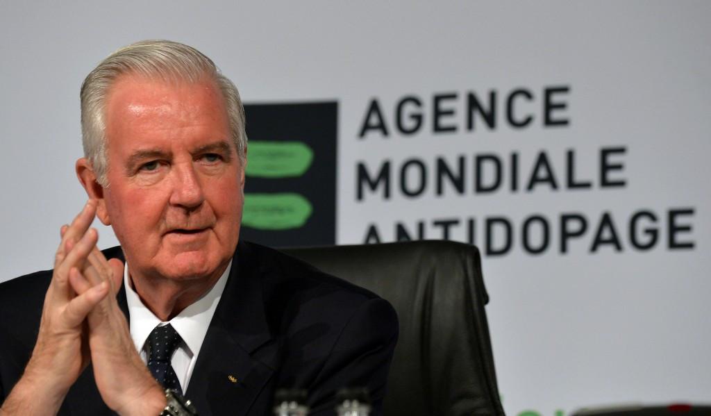 Sir Craig Reedie has been President of WADA since 2014