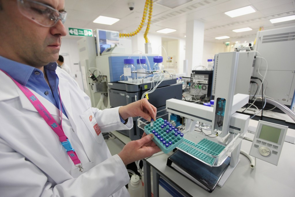Results of retested samples from London 2012 will soon be revealed