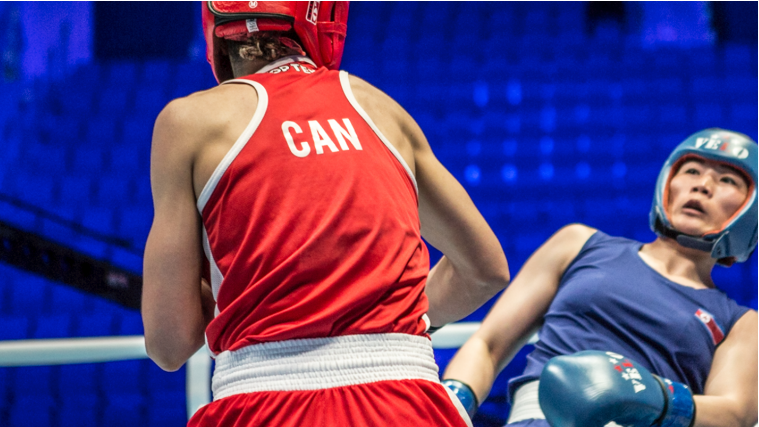 AIBA Women's World Boxing Championships: Day five of competition