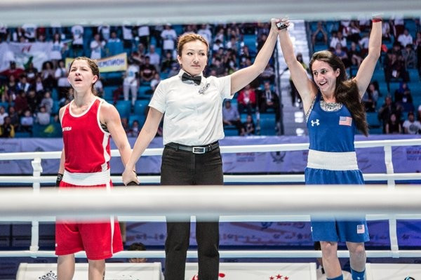 AIBA Women's World Boxing Championships: Day six of competition