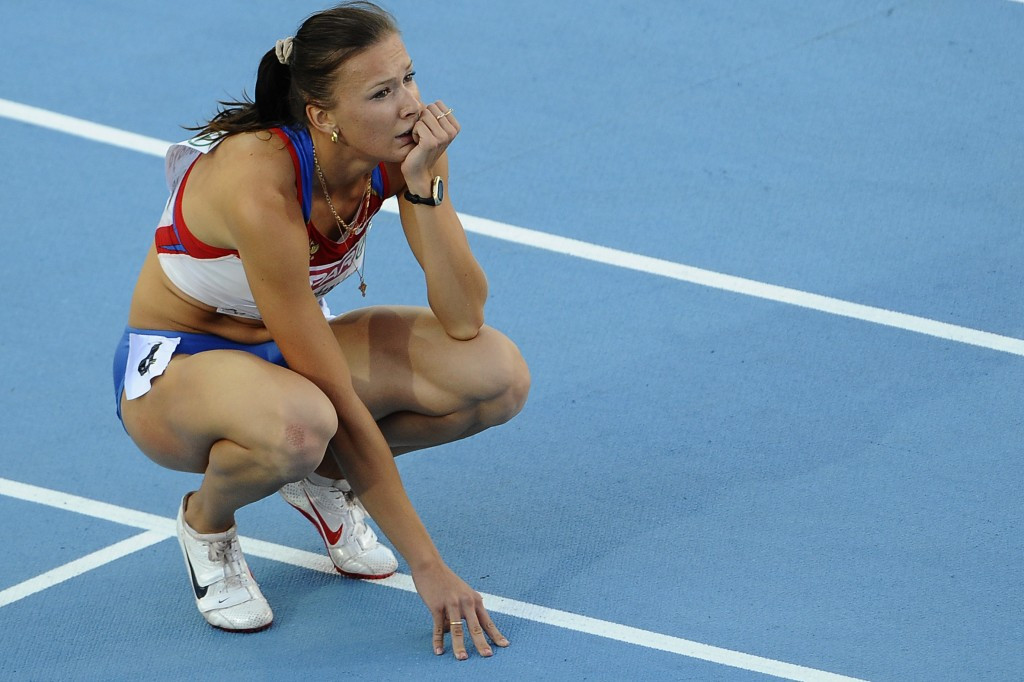Sprinter Yuliya Chermoshanskaya is among those to have been named in Russian reports