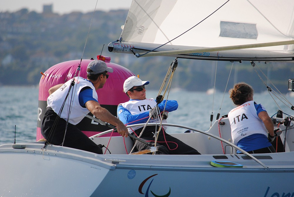 World Sailing appoint Dighe to key role as sport bids for Paralympic reinstatement