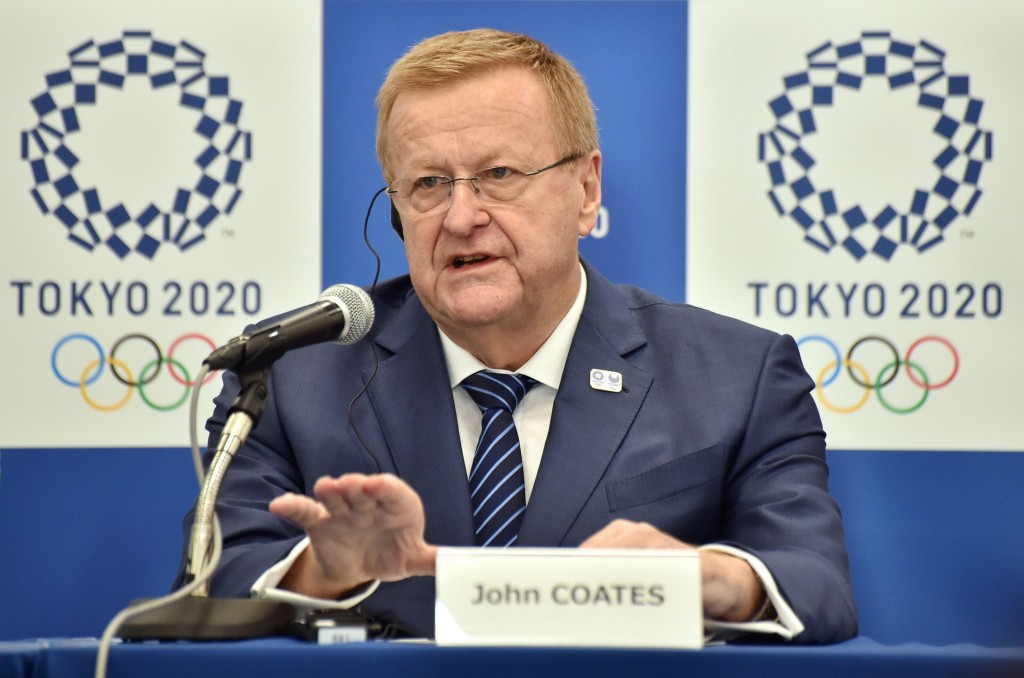 """Coates admits concern over Tokyo 2020 payment but says """"no reason"""" to doubt explanations of Japanese NOC"""