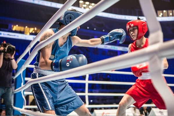 AIBA Women's World Boxing Championships: Day seven of competition