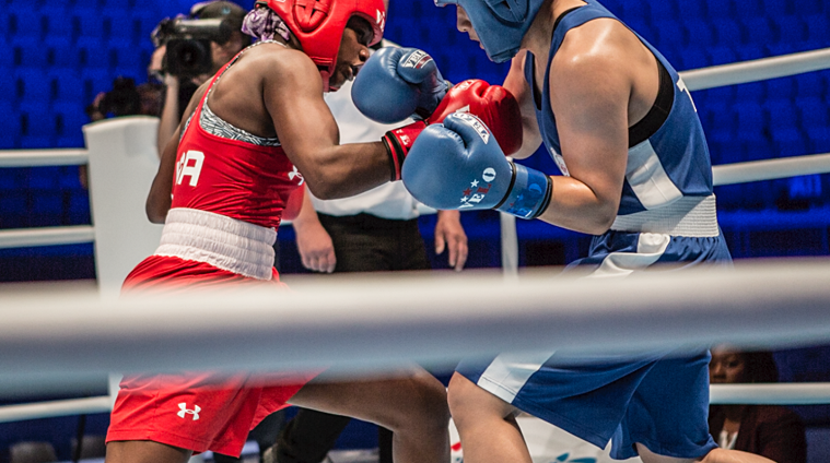 AIBA Women's World Boxing Championships: Final day of competition