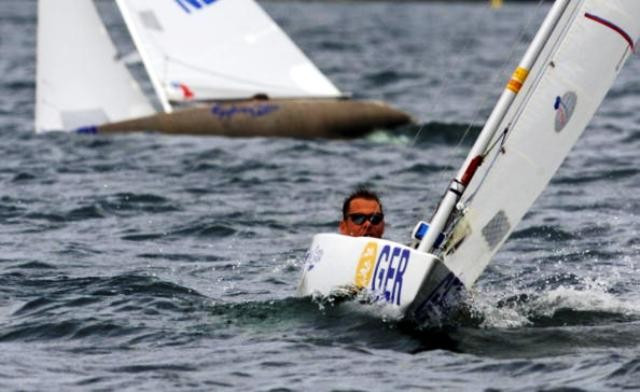 Kroger recovers from collision to win Para World Sailing Championships title