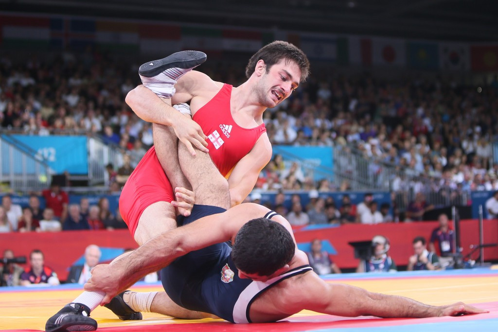 Georgia are targeting a decent haul of medals and they are expected to do well in the wrestling events