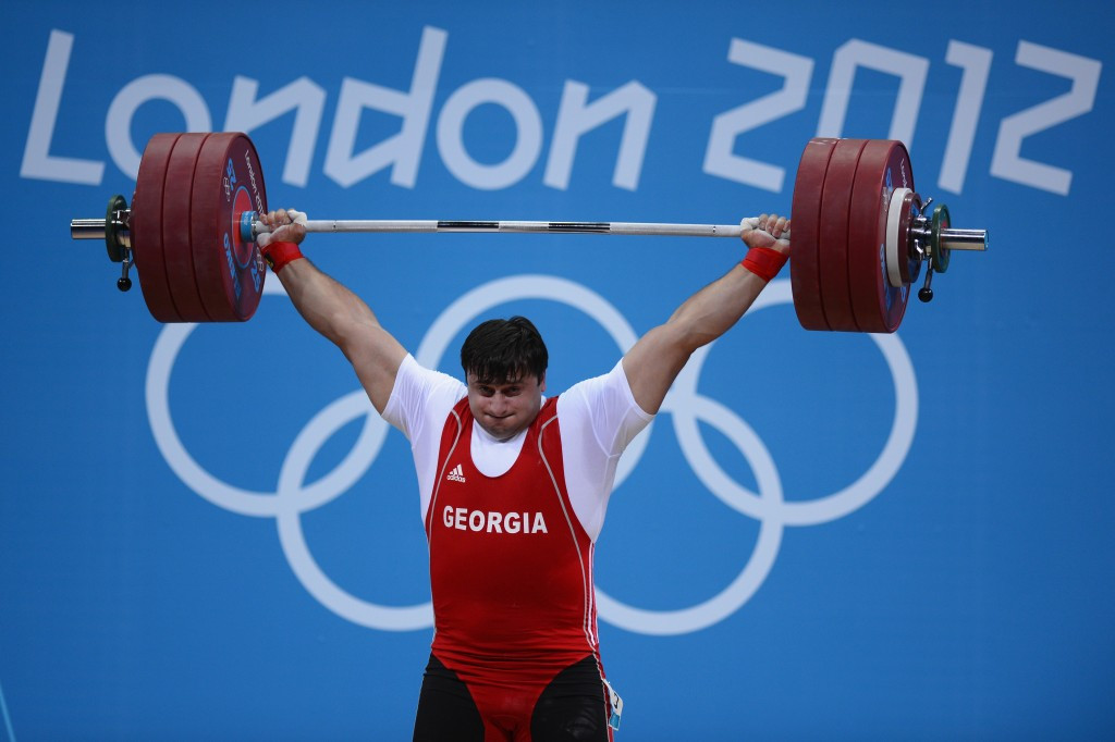 Berushvili would like to see weightlifting on future European Games programmes
