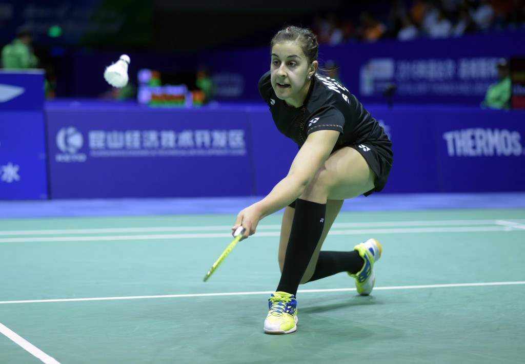 Marin and Axelsen hoping to continue strong singles form at Toyota Thailand Open