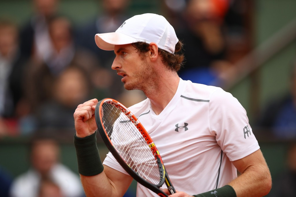 Murray comes from behind to beat home favourite Gasquet in French Open quarter-finals