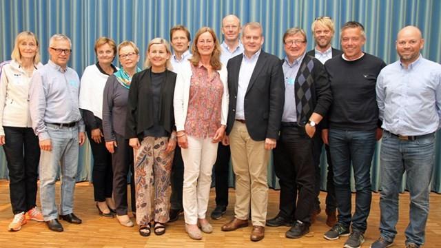 Røste re-elected President of Norwegian Ski Association