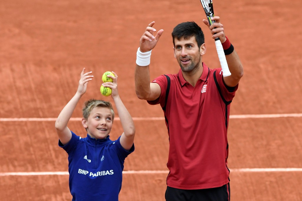 In pictures: Novak Djokovic moves step closer to first French Open crown