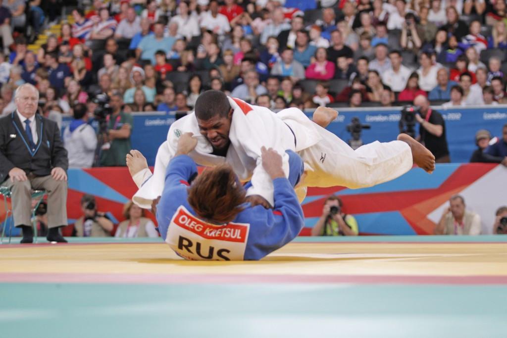 Walsall set to host Rio 2016 dress rehearsal at Visually Impaired Judo Grand Prix