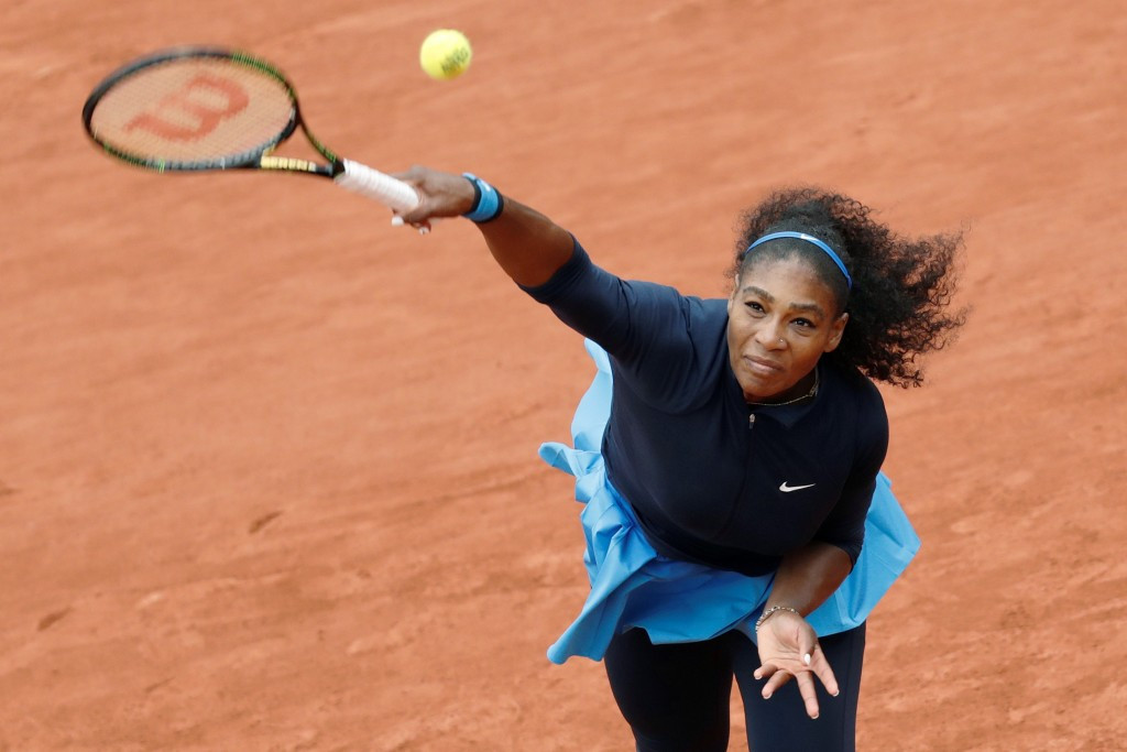 Tennis player Serena Williams has been targeted ©Getty Images