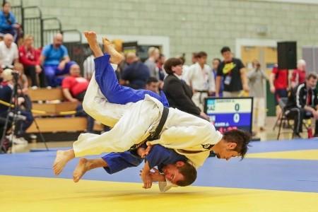 Russia's Koriakin beats compatriot to gold at Visually Impaired Judo Grand Prix