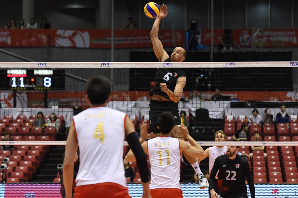 Canada claim Rio 2016 spot after Australia fall to world champions at FIVB Olympic Qualification Tournament