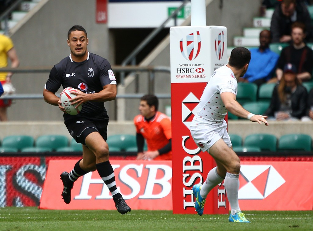Former NFL and rugby league star Hayne named in Fiji's 23-man preliminary squad for Rio 2016 rugby sevens