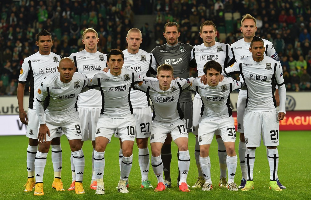 The footballer involved in the alleged doping cover-up by Vitaly Mutko plays for Russian Premier League side FC Krasnodar