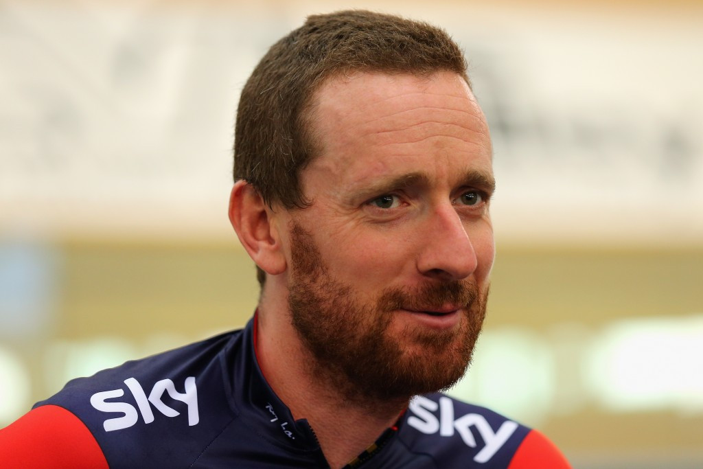 British cyclist Sir Bradley Wiggins is among those for whom TUE use has been strongly criticised ©Getty Images