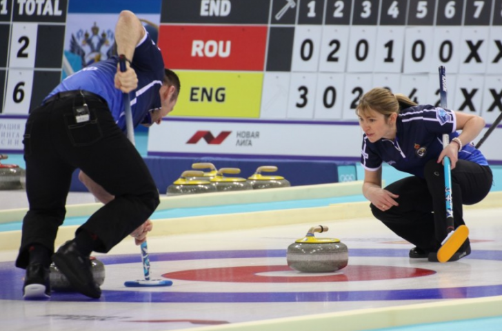 Mixed curling, a sport in which the World Championships was held in April in Sochi, is among those proposed for Pyeongchang 2018 ©Getty Images