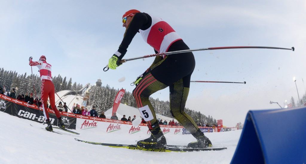 Riiber victorious at second FIS Continental Cup competition