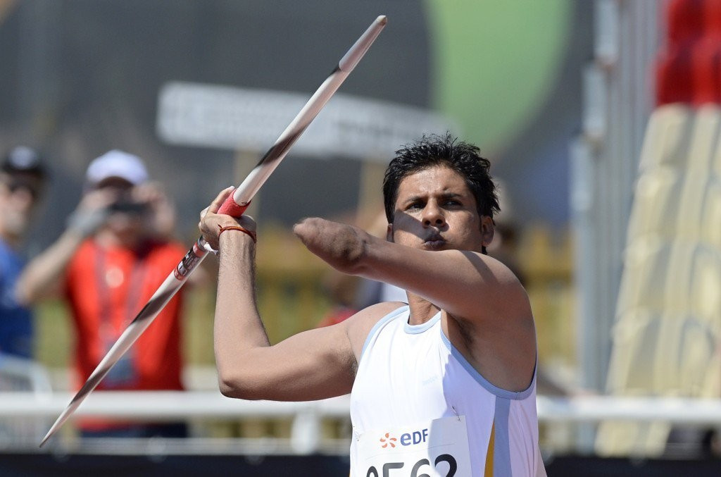 Devendra Jhajharia is among the Para athletes featuring in the video series launched by Paralympics India ©Getty Images