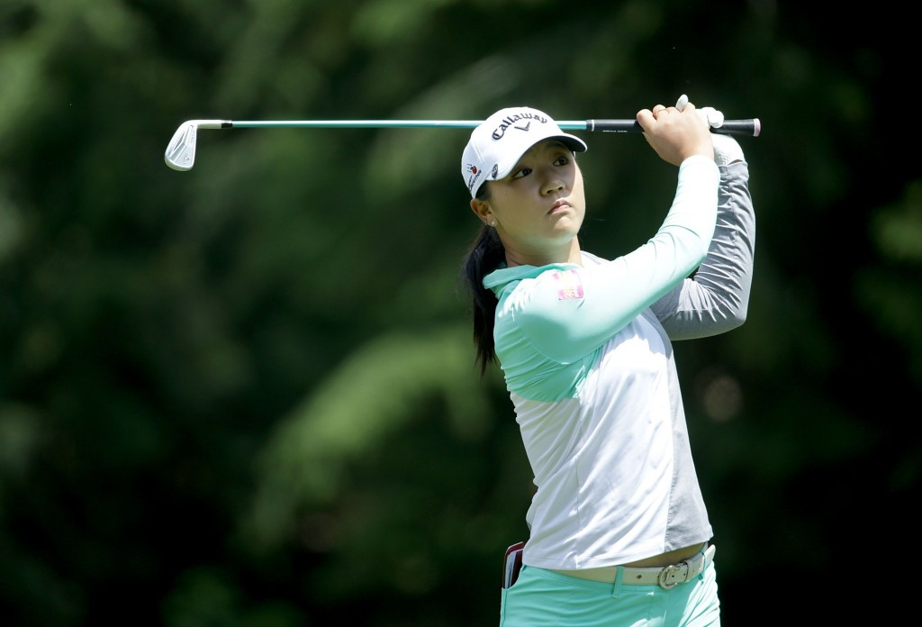 World number one Lydia Ko lost out in a play-off