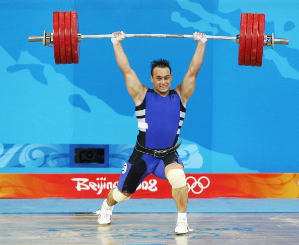 Beijing 2008 Olympic champion Ilya Ilyin is one of three weightlifting medallists from the Games in China's capital to have failed doping tests following the International Olympic Committee's re-analysis of samples ©Getty Images